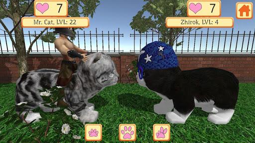 Cute Pocket Cat 3D - Part 2 1.0.8.2 screenshots 7