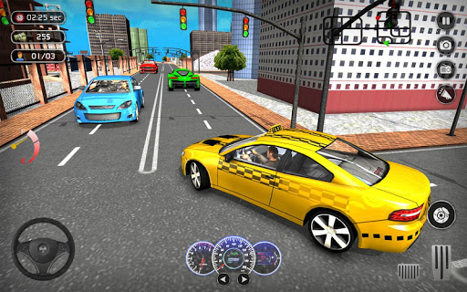 New York Taxi Simulator 2020 - Taxi Driving Game 2.1 screenshots 6