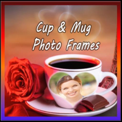 Cup Mug Frames and Effects 攝影 App LOGO-硬是要APP