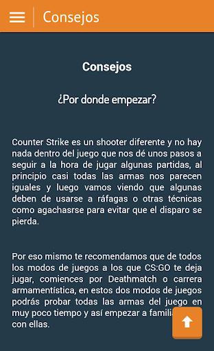 玩免費新聞APP|下載Guía para CS:GO app不用錢|硬是要APP