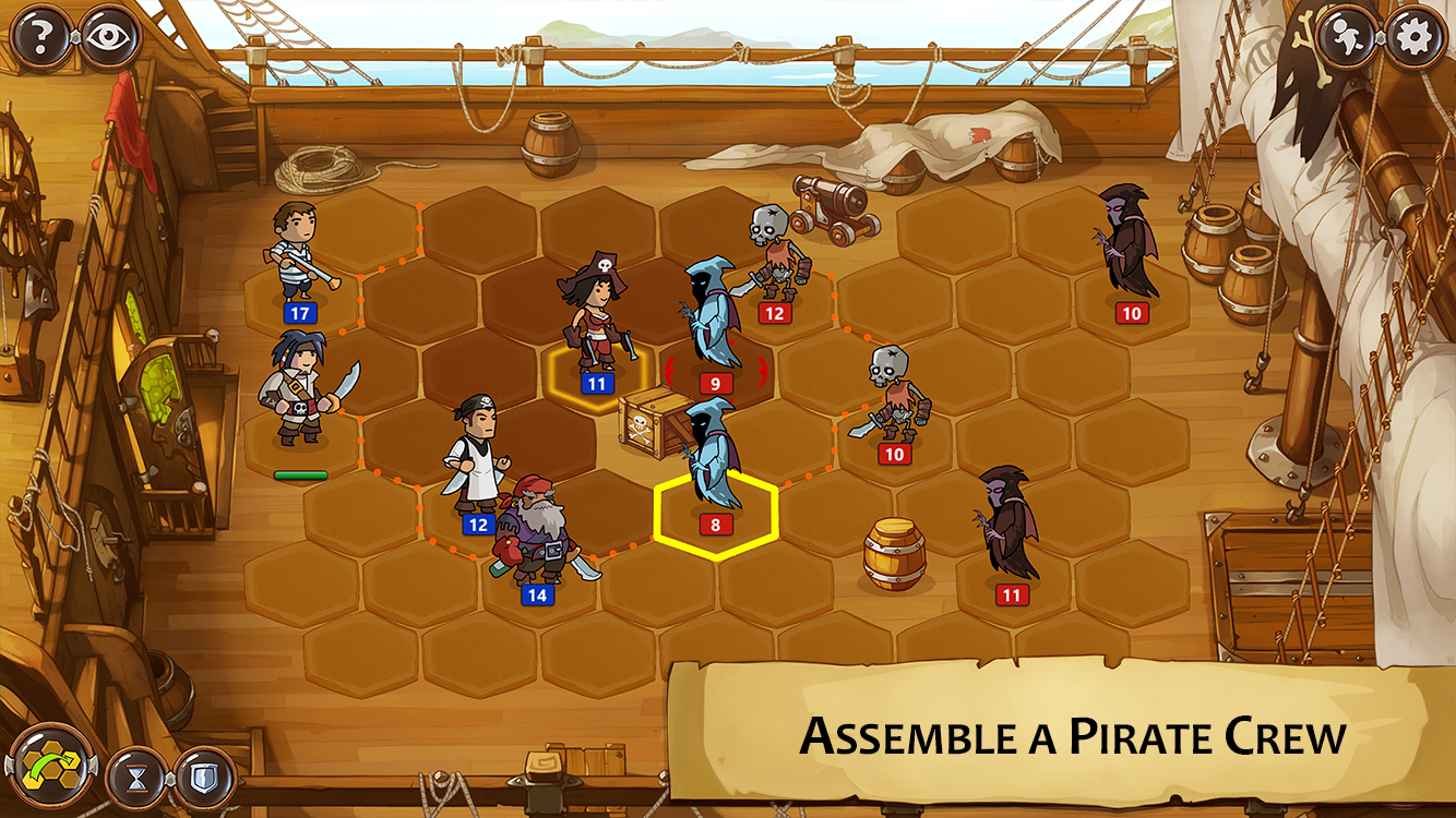Braveland Pirate- screenshot