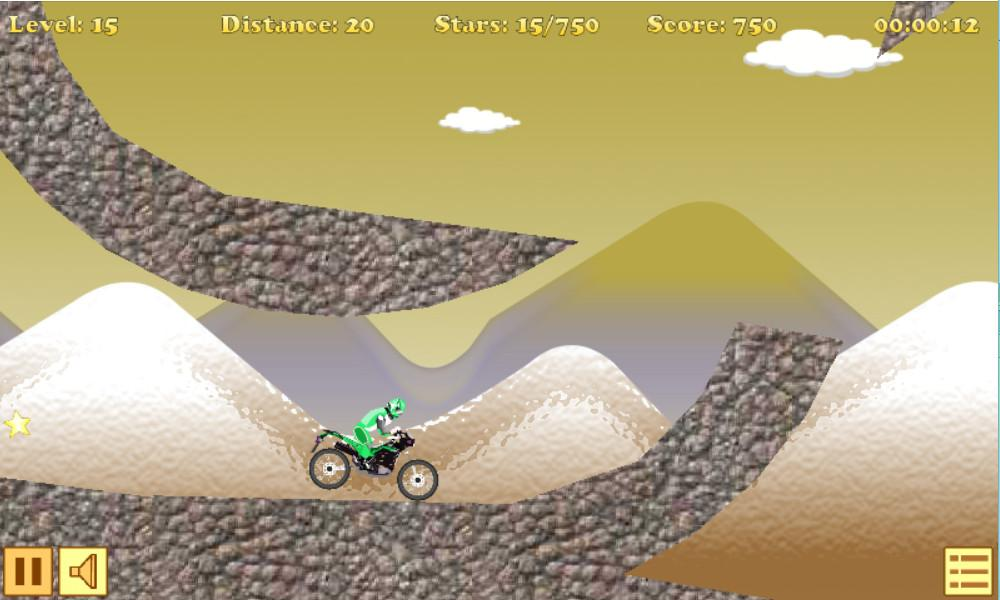 Motorbike Racing- screenshot