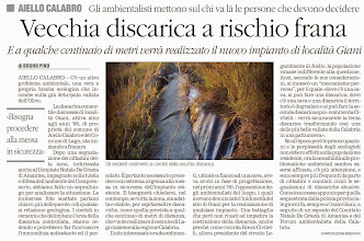 Photo: Il Quotidiano del 10.01.2014, pag. 33