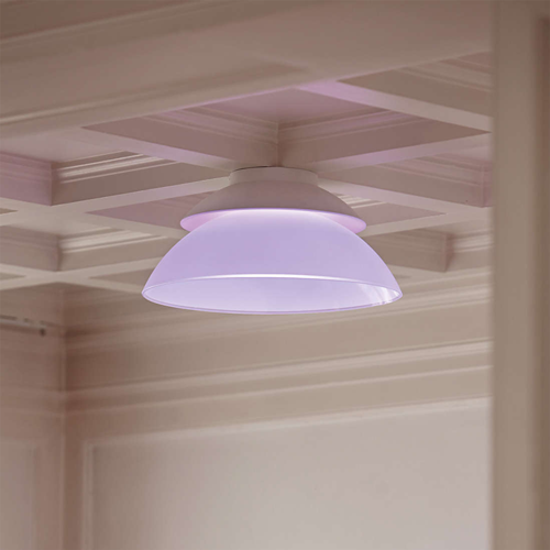 Philips Hue Beyond Ceiling house scene}}