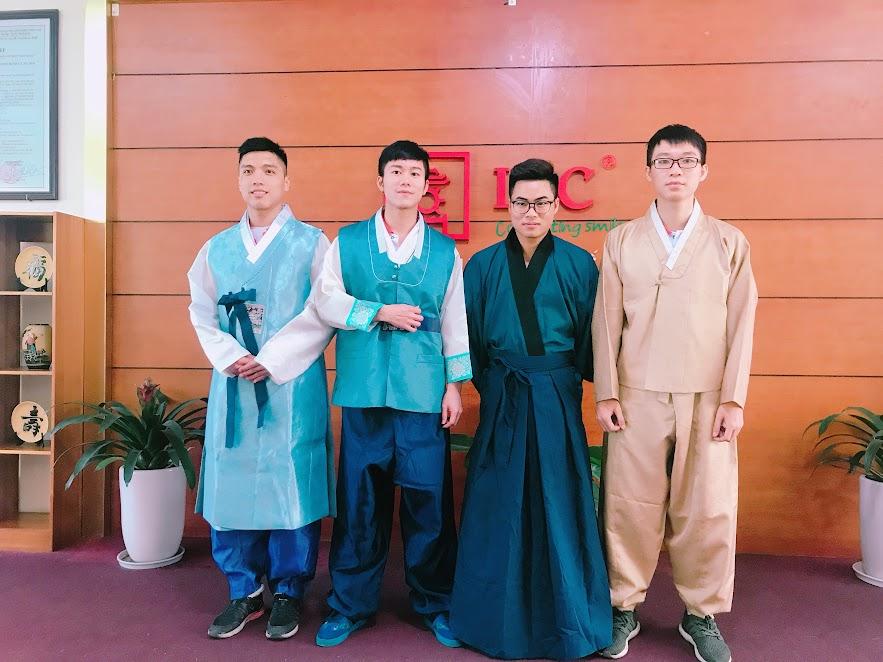 ICC Hà Nội hân hoan đón đoàn Du học sinh Nhật Bản, Hàn Quốc nhập học