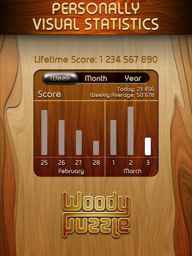 Woody Block Puzzle u00ae 1.7.2 screenshots 8