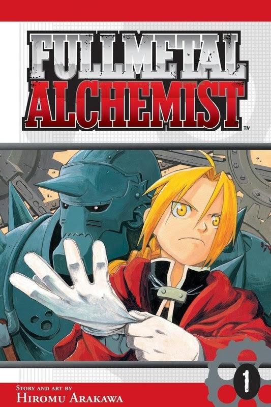 Fullmetal Alchemist (2005) - complete