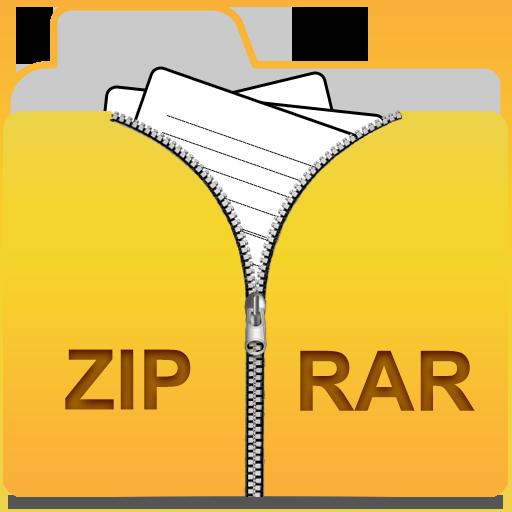Files Archiver rar Zip Unzip files APK Cracked Download