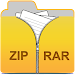 Zipify: Files Archiver rar Zip Unzip files icon