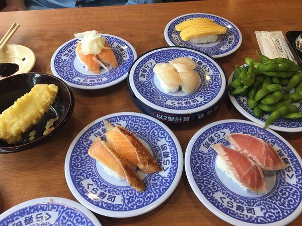 藏壽司くら寿司 Kura Sushi 🍣 吃壽司還能轉扭蛋!只想讓人一吃再吃