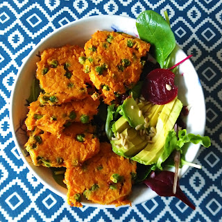 Sweet Potato Fritters Baked Recipes