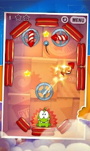 Cut the Rope: Experiments FREE App Latest Version Download For Android and iPhone 4