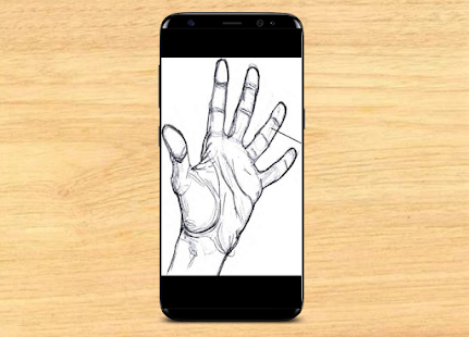 how to drawing hand ideas - náhled