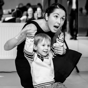 > by Iana Udrea - Babies & Children Children Candids ( a )