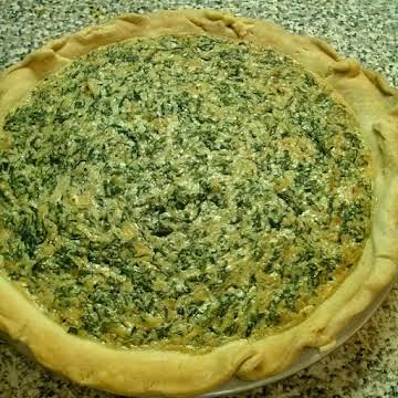 Momma's Spinach Pie