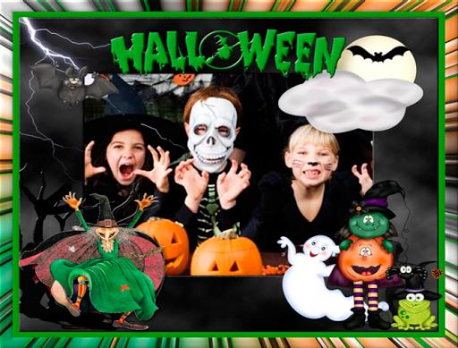 Halloween Photo Frames Maker