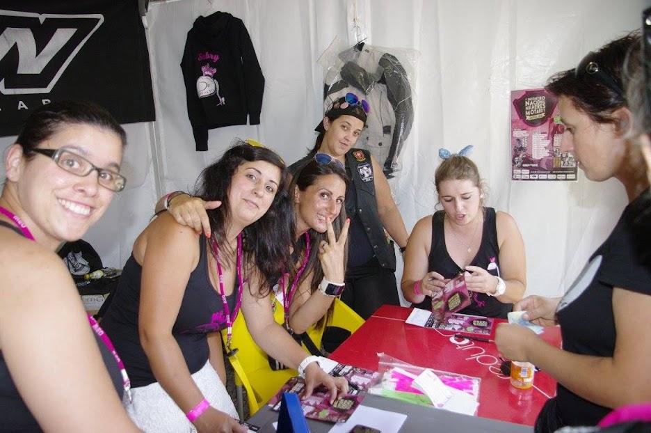 Fotos - XXV Concentração à Romaria/1º Encontro Mulheres Motards - Lamego - 2016