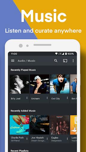 Plex: Stream Free Movies, Shows, Live TV & more modavailable screenshots 5