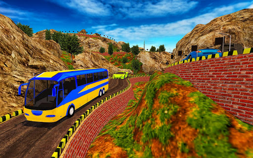Télécharger Gratuit Moderne Ville Autobus Conduite Jeu Simulation 2018 APK MOD (Astuce) screenshots 4