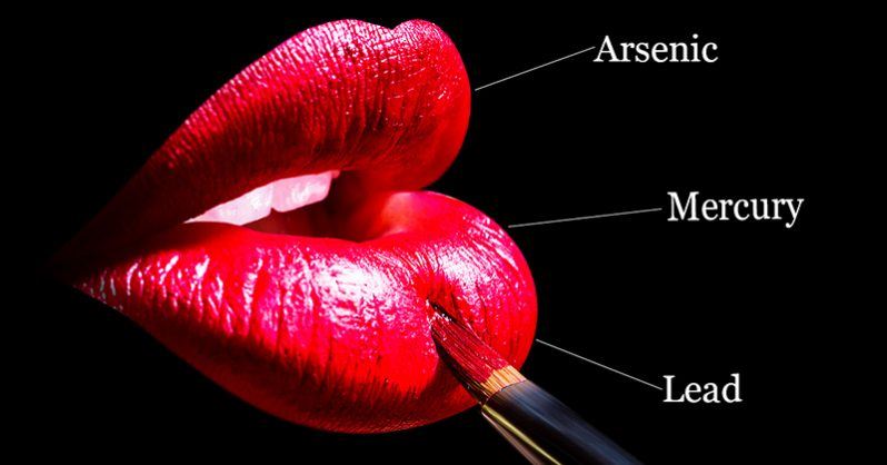 Beware of the Lipstick You Use, These Commercial Brands Contain Toxins that Can Seriously Harm You