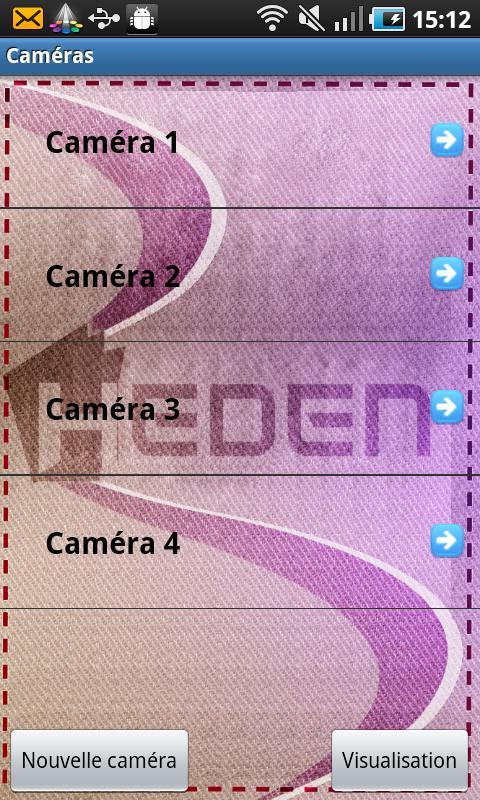 Скриншот VisionCam Heden