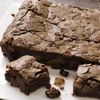 Fruitcake Brownies.