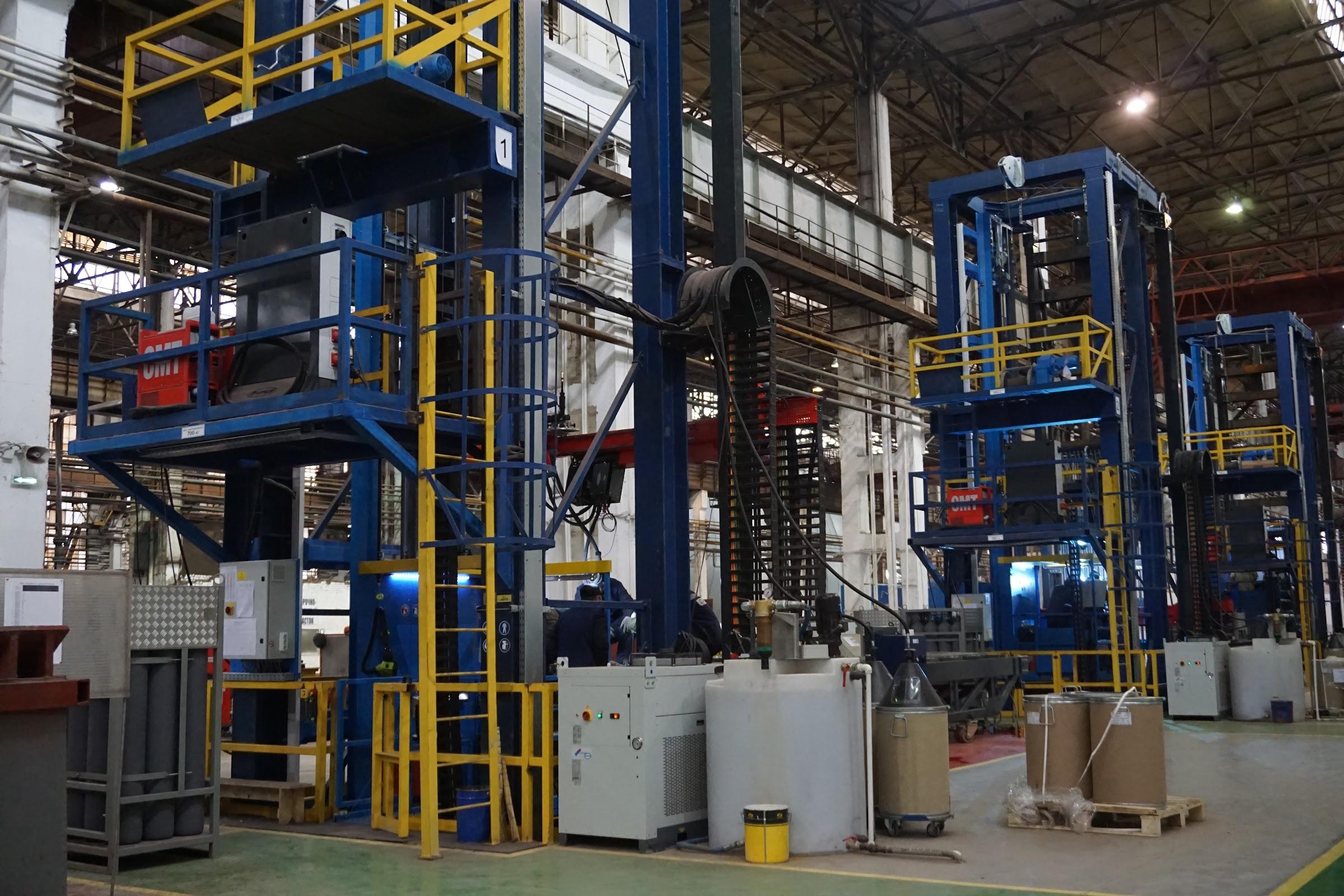 Машиностроительный завод ЗиО-Подольск