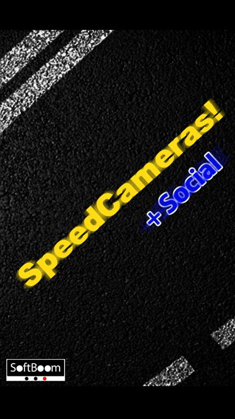 Скриншот Speed Cameras!