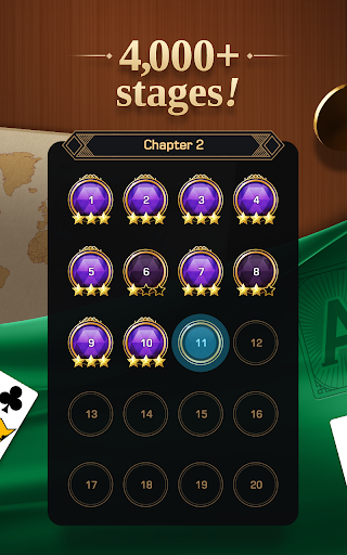 Klondike Solitaire: World of Solitaire 2.3.0 gameplay | by HackJr.Pw 2