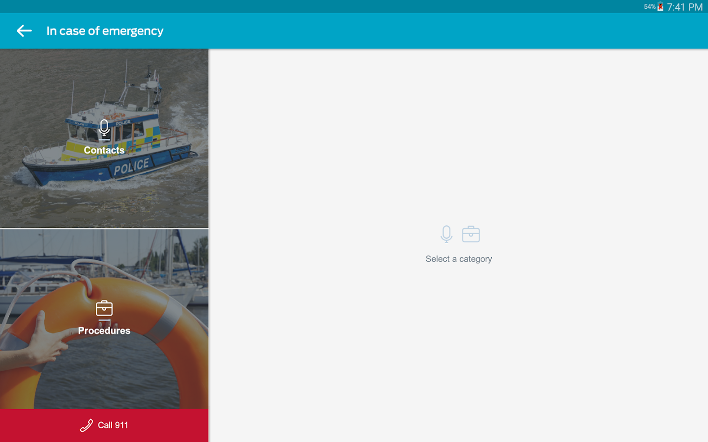 Discover Boating Safety- screenshot