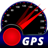Speedometer gps & traffic speed cam