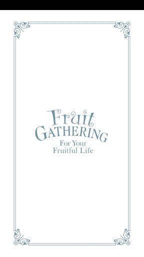FRUIT GATHERING メンバーズアプリ