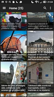 Torino Notizie - náhled
