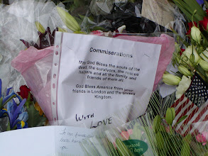 Photo: A note left at the park