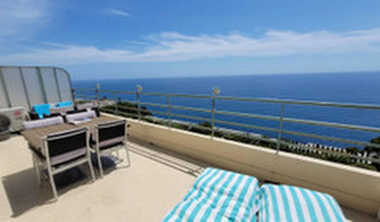 Appartement contemporain avec terrasse en bord de mer Nice