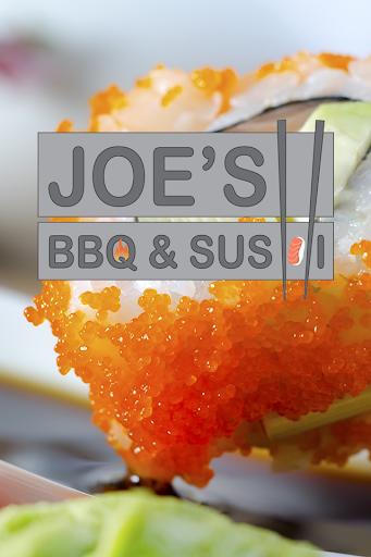 Joe's BBQ Sushi