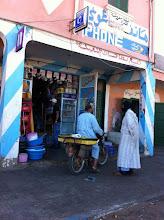 Photo: Shoping at Akhfennir