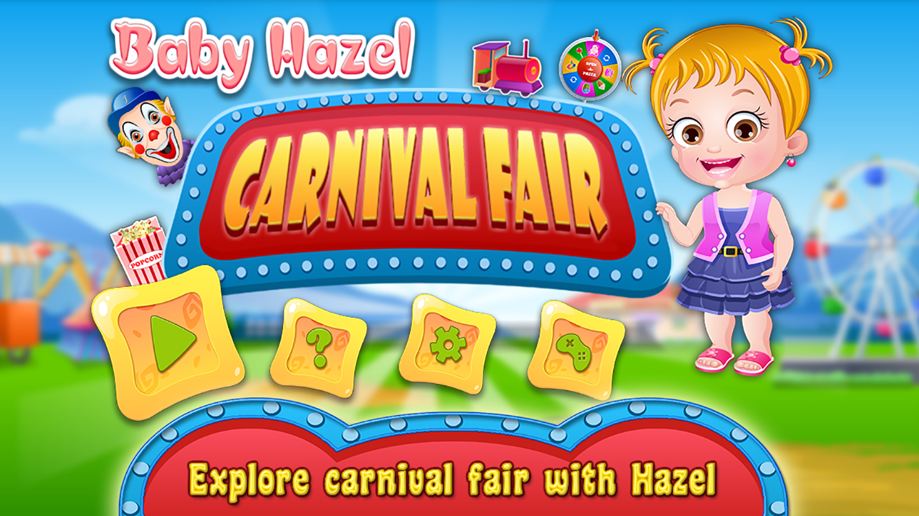 Baby Hazel Carnival Fair- screenshot