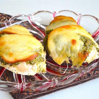 Easy Pesto Chicken Bake Recipe