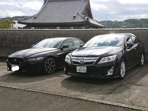 カムリ AVV50 レザーパッケージのカスタム事例画像 カムリ乗り伊東さんの2018年10月14日10:01の投稿