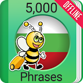Learn Bulgarian - 5000 Phrases