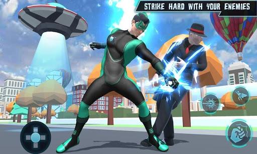 Flying Superheroes Battleground- Flying Adventure 1.02 screenshots 1