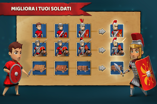 Grow Empire: Rome  άμαξα προς μίσθωση screenshots 2