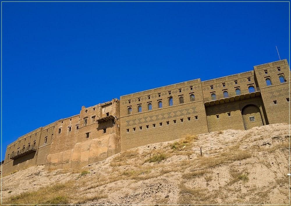 Cidadela de Erbil, a cidade de seis mil anos