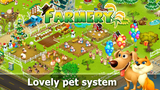 Farmery - ZingPlay 1.6.8 {cheat|hack|gameplay|apk mod|resources generator} 1