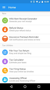 Income Tax Return Filing App For India Apps On Google Play - Fake tax return generator