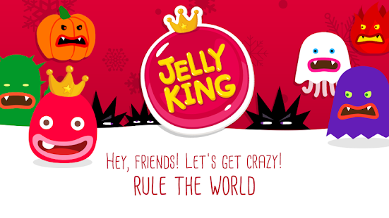 JellyKing : Rule The World- screenshot thumbnail