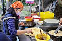宜大蔥油餅 Yídà cōng yóubǐng