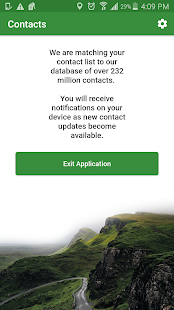 Contact Updater- screenshot thumbnail