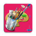 Painting for Kids icon